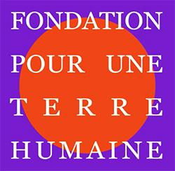 logo fondation pour une terre humaine